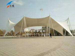 菏泽单县景观膜结构