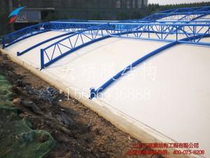 济宁中科污水池加盖